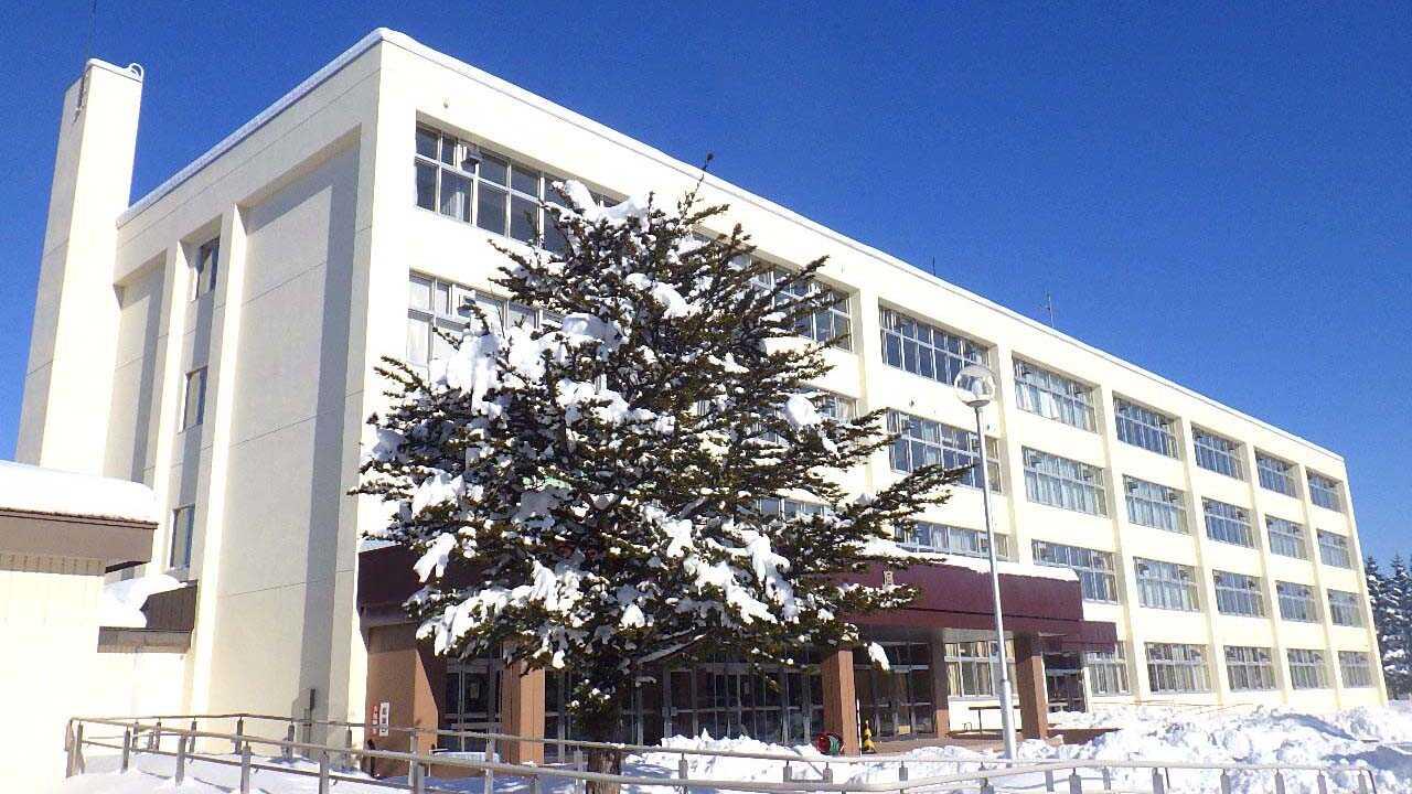北海道芽室高等学校大規模改造第2期工事