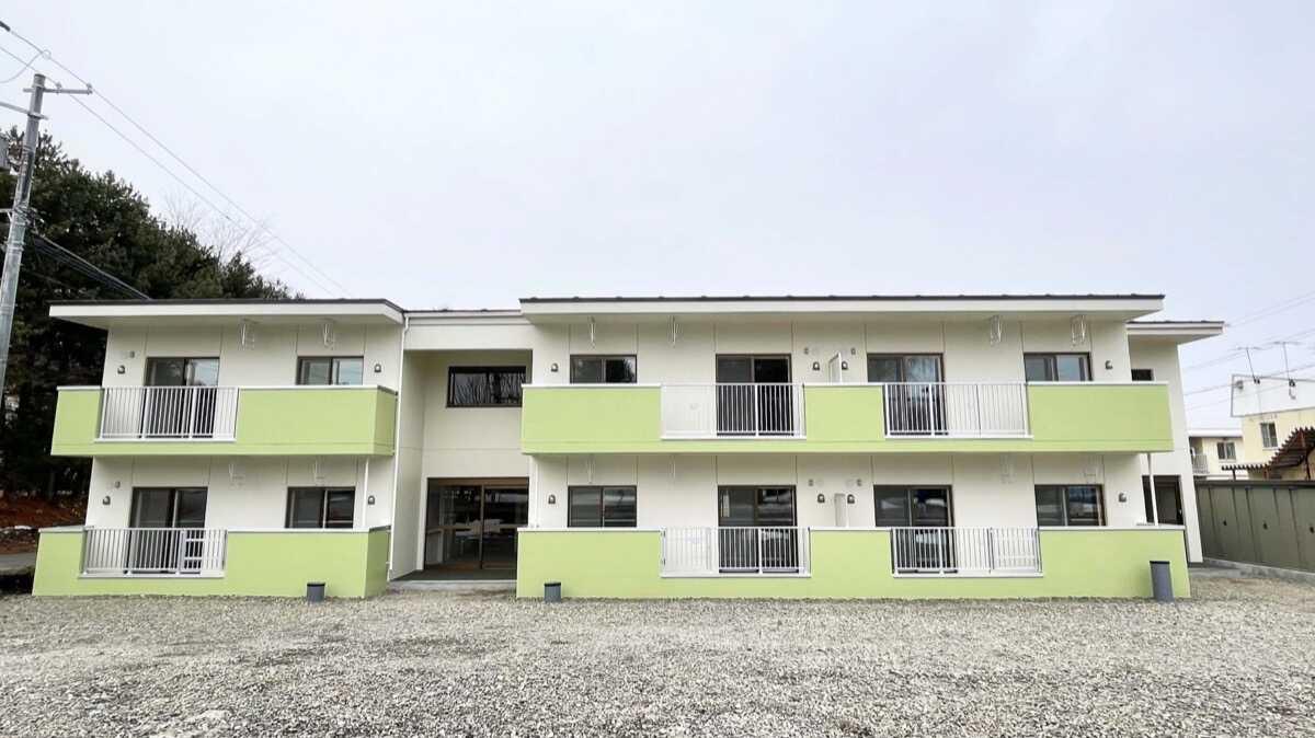 桂町西団地公営住宅建設工事(建築主体)