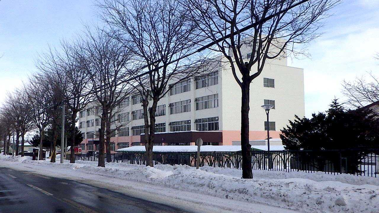 北海道清水高等学校大規模改造第2期工事